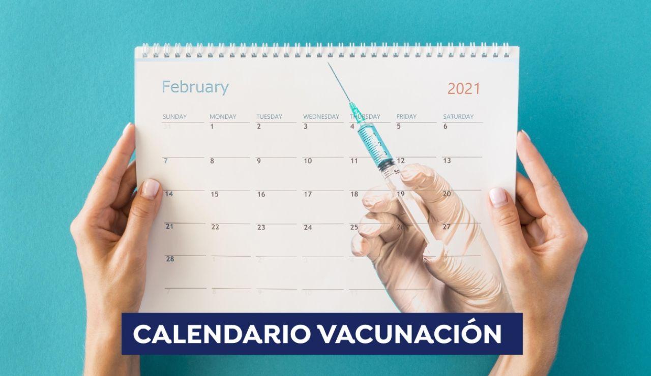 Calendario de vacunación: ¿Cuándo me toca ponerme la vacuna del COVID-19?