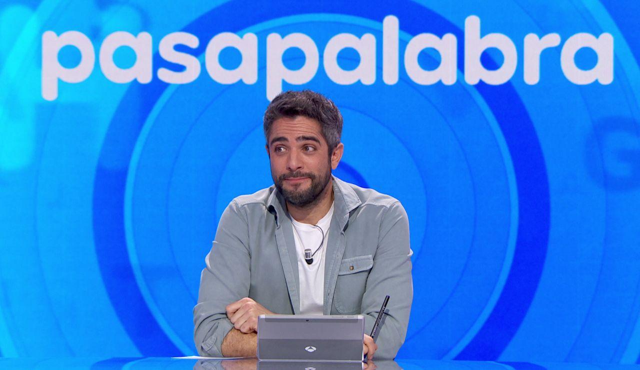 """La llamada de atención de Roberto Leal a Jorge Fernández: """"Voy yo y te cambio las letras del panel"""""""