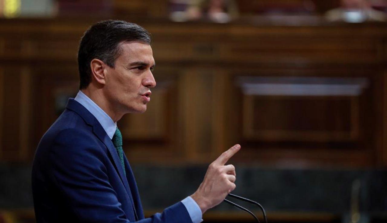 """Pedro Sánchez: """"España es una democracia plena y no puede amparar, consentir ni desentenderse de la violencia"""""""