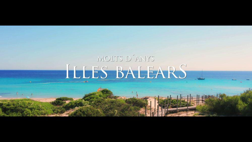 Atresmedia felicita a Baleares por el día de su Comunidad