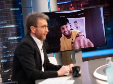 """La proposición de Nicky Jam que sorprende a Pablo Motos: """"Mucha gente necesita saber tu historia desde el principio"""""""