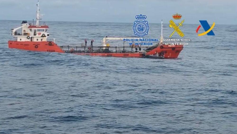 Operación conjunta en Galicia contra el narcotráfico
