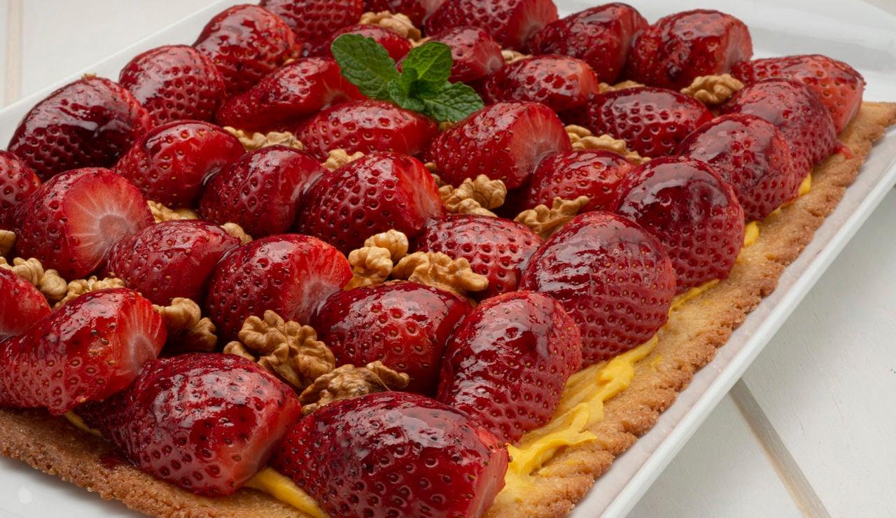 """Karlos Arguiñano: """"La tarta que podemos hacer todos en casa"""""""