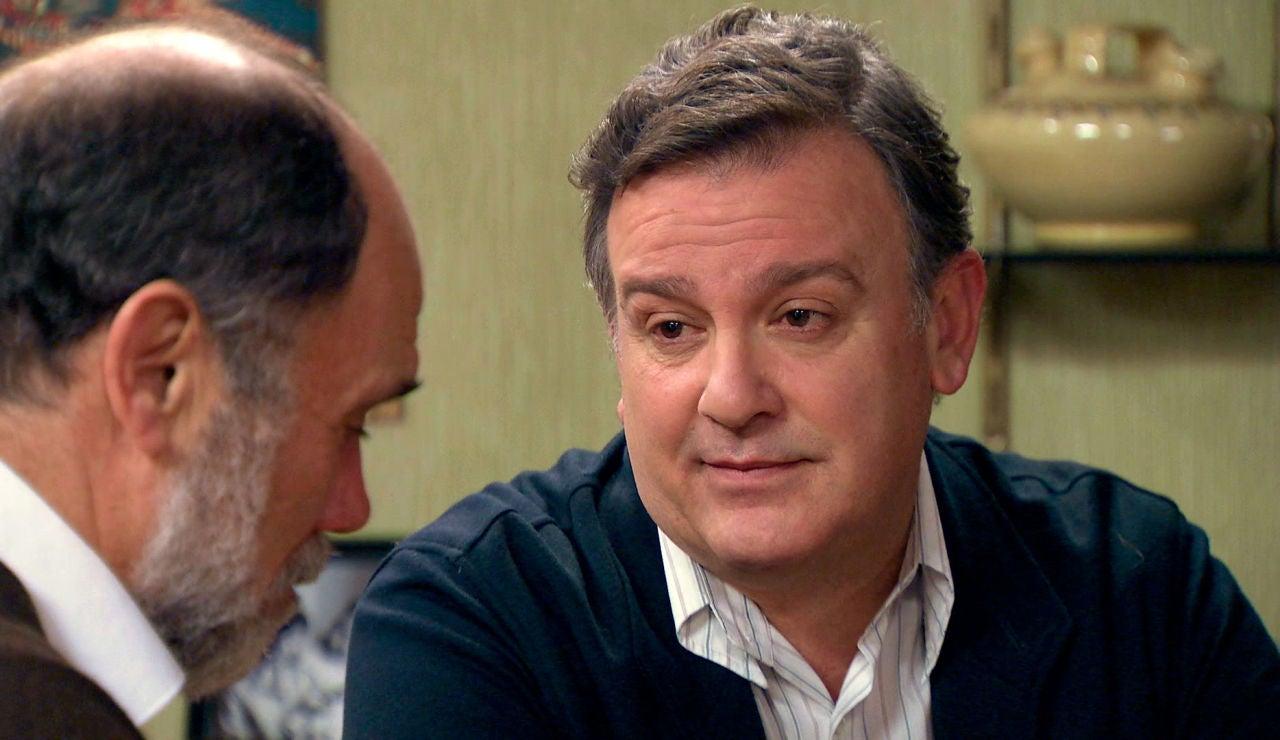 """Antonio, a Miguel: """"Llevo 20 años soñando con nuestros encuentros"""""""