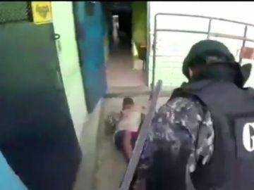 Motines cárcel Ecuador
