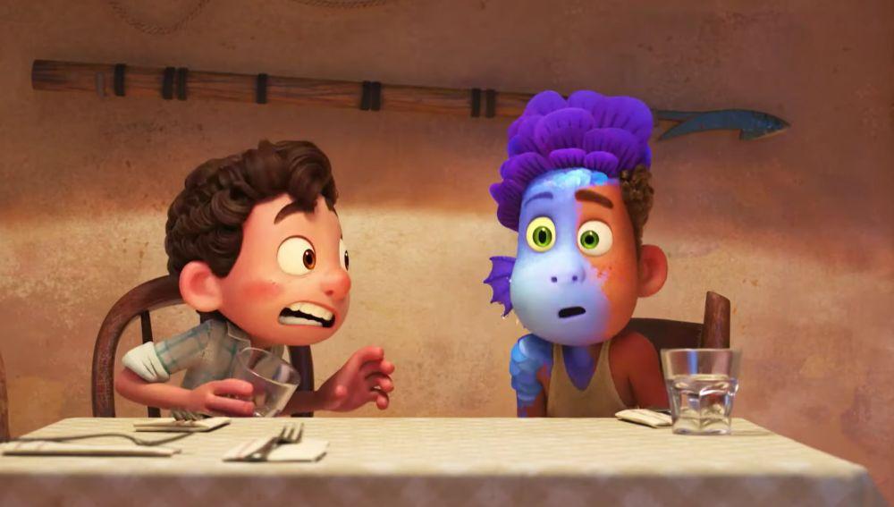 Primer tráiler de 'Luca', la nueva película de Pixar: Un verano para no  olvidar y un amigo... peculiar