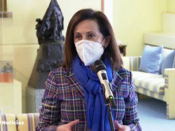 """Margarita Robles pide """"humildad"""" a Podemos tras las deficiencias jurídicas en la ley de libertad sexual"""