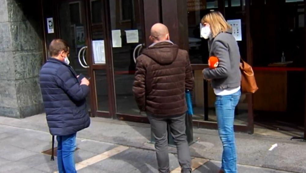 Un juzgado de Valladolid investiga una herencia.