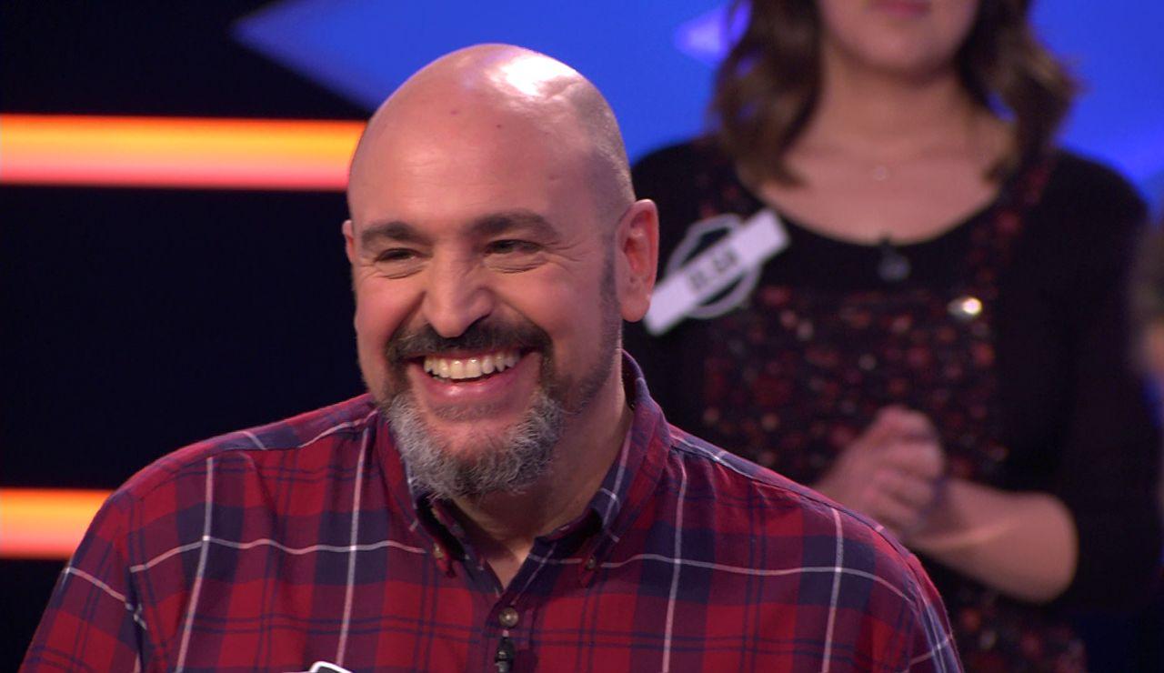 ¡Lo ha vuelto a hacer! Óscar consigue acertar todas las preguntas de la fase clasificatoria de '¡Boom!'