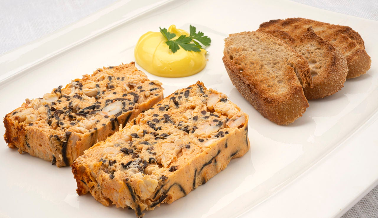 """La receta de pastel de pescado con hijiki, de Karlos Arguiñano: """"Un éxito rotundo"""""""