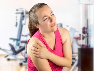 El dolor muscular, uno de los síntomas de la fibromialgia
