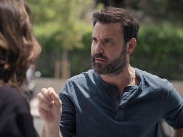 """Sergio se impone ante Rebeca: """"Yo no voy a esconderme solo porque tú necesitas a alguien en tu cama"""""""