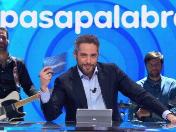 Especial 20 años de 'Pasapalabra', el domingo a las 19.30 horas en Antena 3