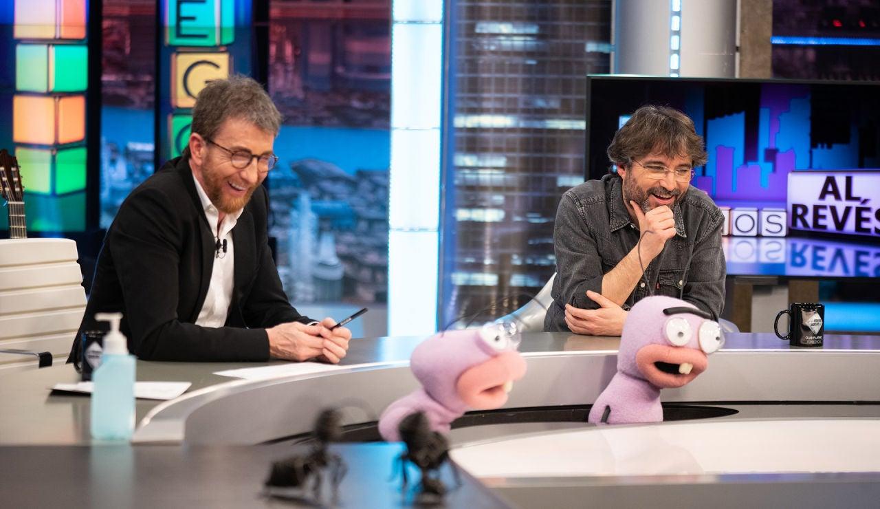 Fernando Simón y el 23-F se cuelan en el 'Juego de niños, al revés' con Jordi Évole