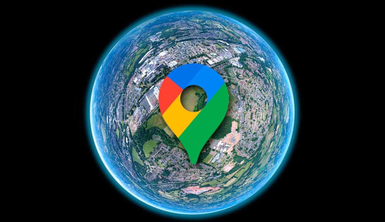 Conoce las coordenadas en las que te encuentras con Google Maps