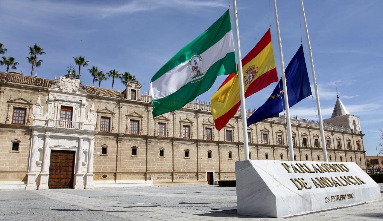 En directo: siga la sesión de hoy de pleno del Parlamento de Andalucía.