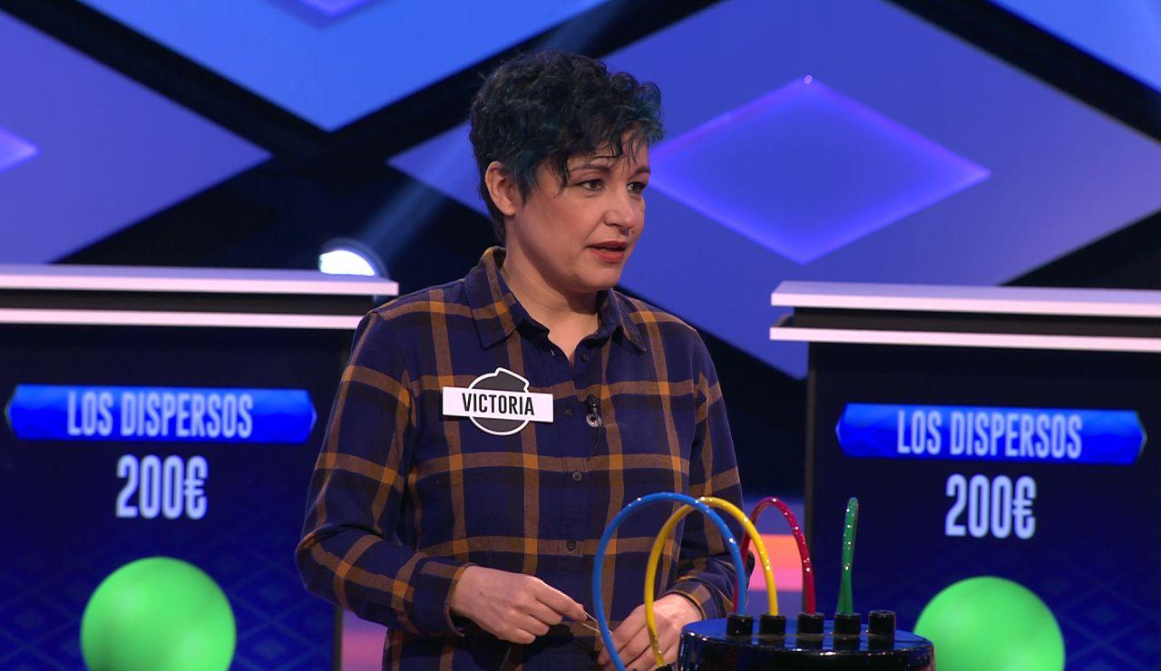 Victoria, de 'Los dispersos', deja sin palabras a todos en '¡Boom!' con una increíble leyenda japonesa