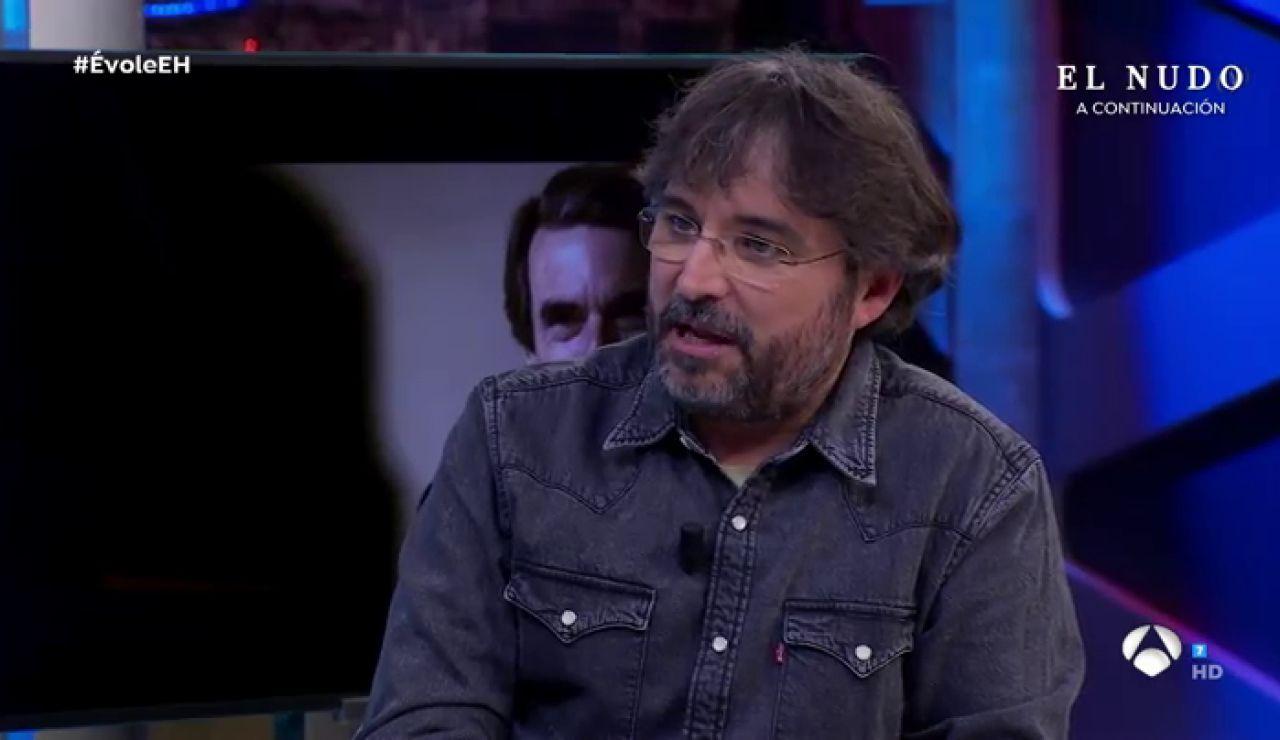 """Jordi Évole, después de su entrevista con José María Aznar: """"No vamos a ser amigos"""""""