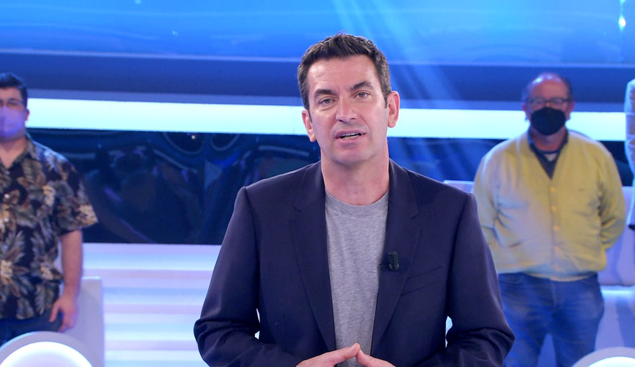 """El emocionado recuerdo de Arturo Valls a Paquillo: """"Siempre va a estar en nuestro recuerdo"""""""