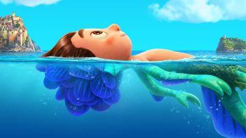 Póster de 'Luca', lo nuevo de Pixar