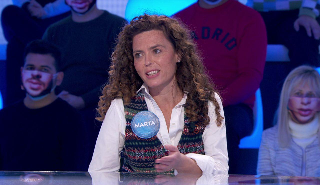 """Marta sorprende a Roberto Leal con unas bonitas palabras: """"Espero que no suene demasiado pelota"""""""