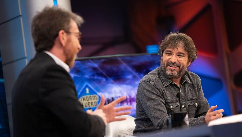 """Jordi Évole se rinde ante Ibai Llanos: """"Un comunicador acojonante"""""""