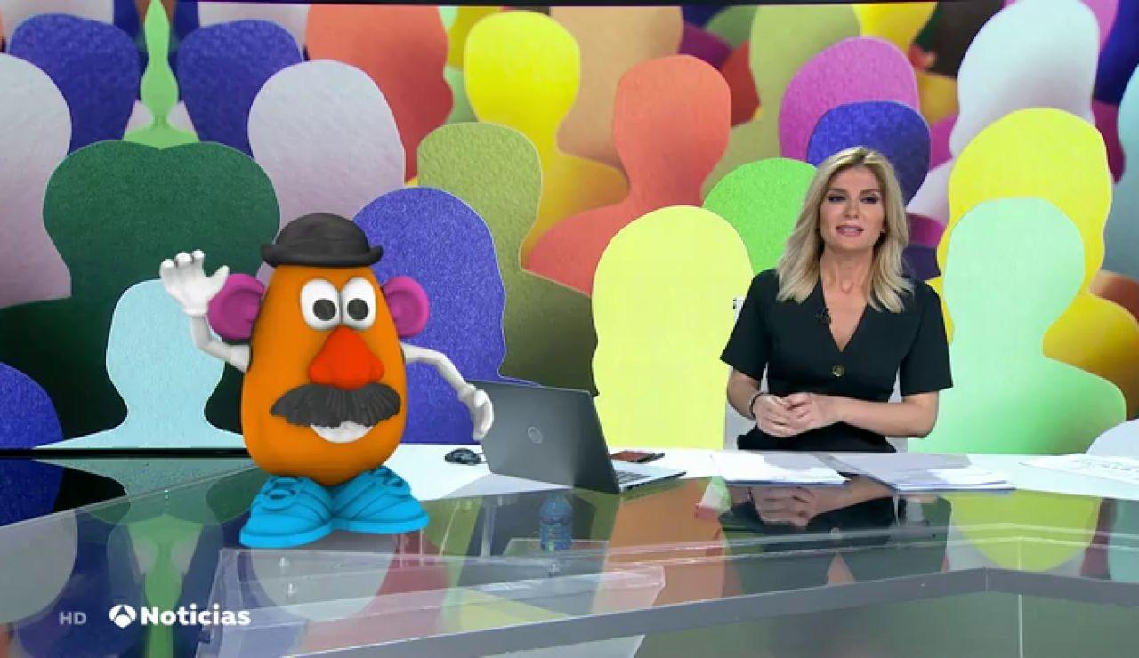 Míster Potato pierde el 'Míster' de su marca para ser más inclusivo