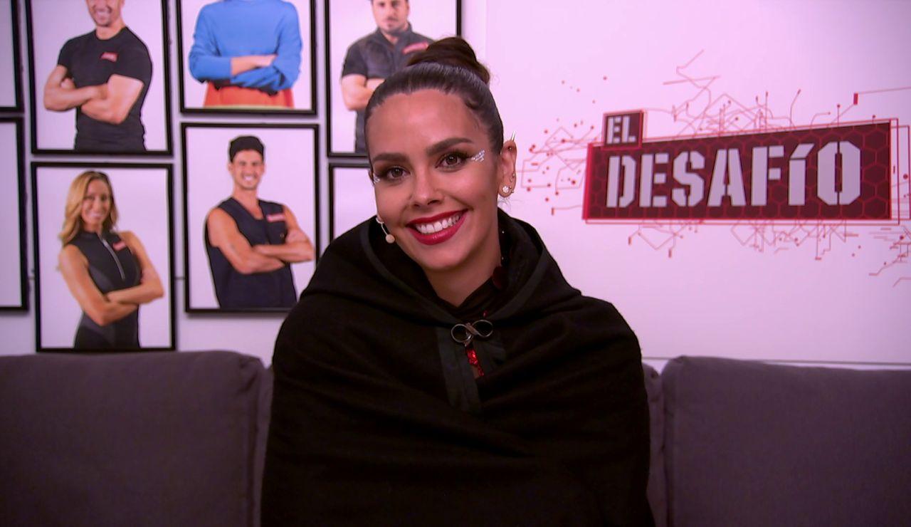 Cristina Pedroche 'voladora' llega esta noche como invitada en 'El Desafío'