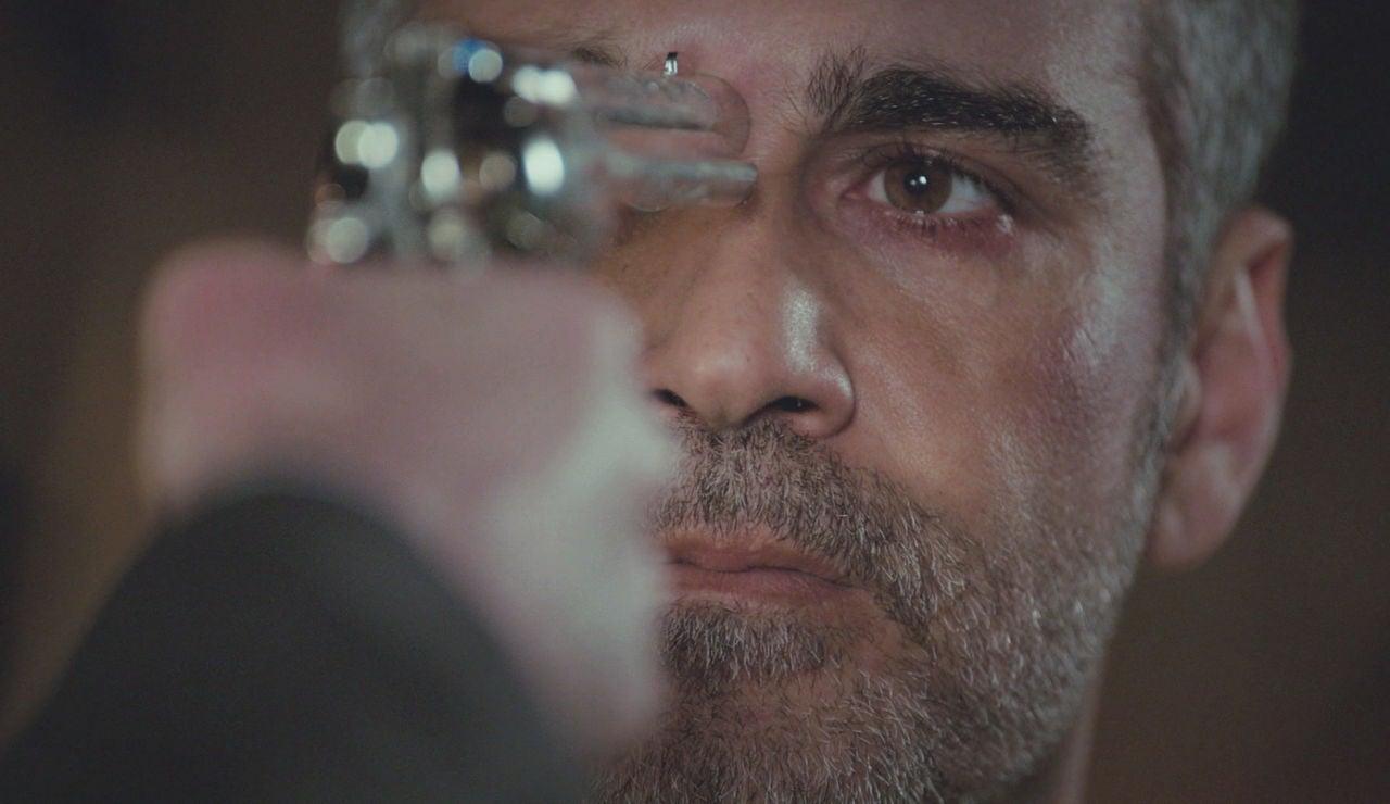 """Nezir sentencia a Sarp: """"Te voy a matar y te voy a enterrar aquí"""""""