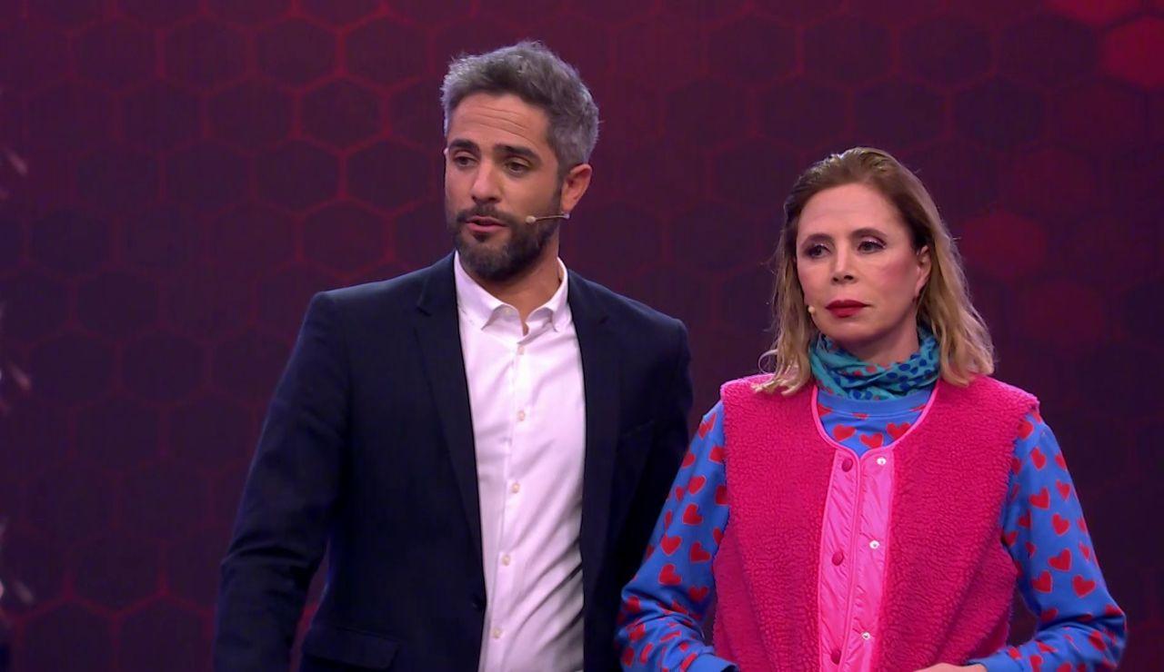 Ágatha Ruiz de la Prada se queda sin palabras tras la valoración del jurado en 'El Desafío'