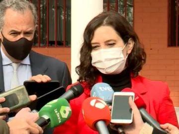 Las fechas posibles de las elecciones autonómicas en Madrid tras la dimisión de Isabel Díaz Ayuso