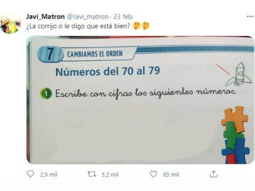 Tuit de @javi_matron