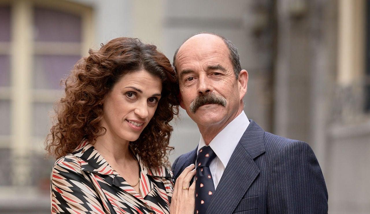 Ruth Gabriel es María Cabanilles