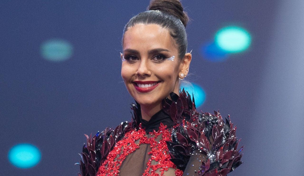 Cristina Pedroche en 'El Desafío'
