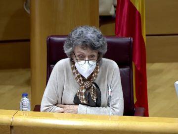 """Rosa María Mateo lamenta el """"calvario"""" que el PP que le ha hecho pasar al frente de RTVE"""
