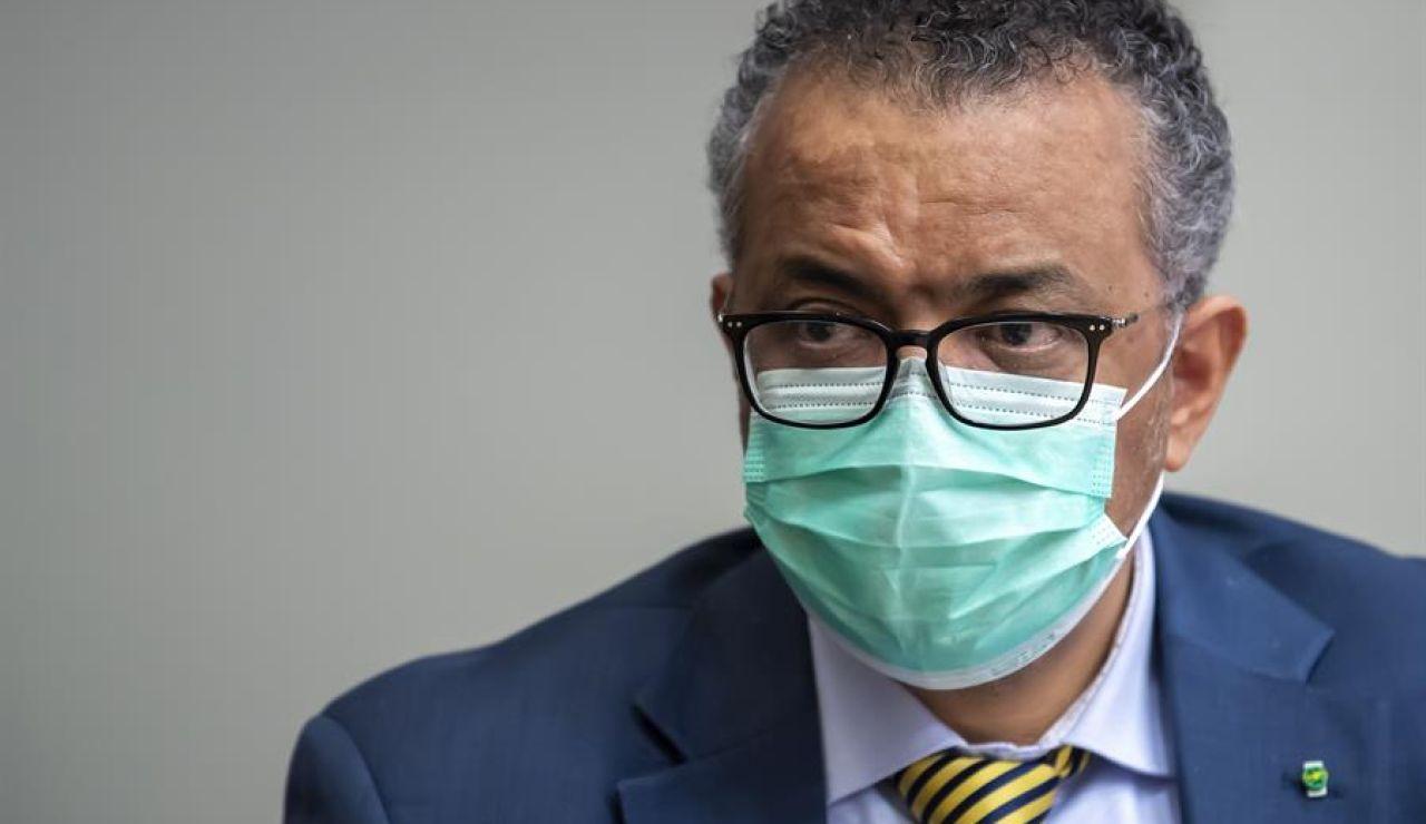 """La OMS, a favor de suspender las patentes de las vacunas contra el coronavirus: """"Es ahora o nunca"""""""