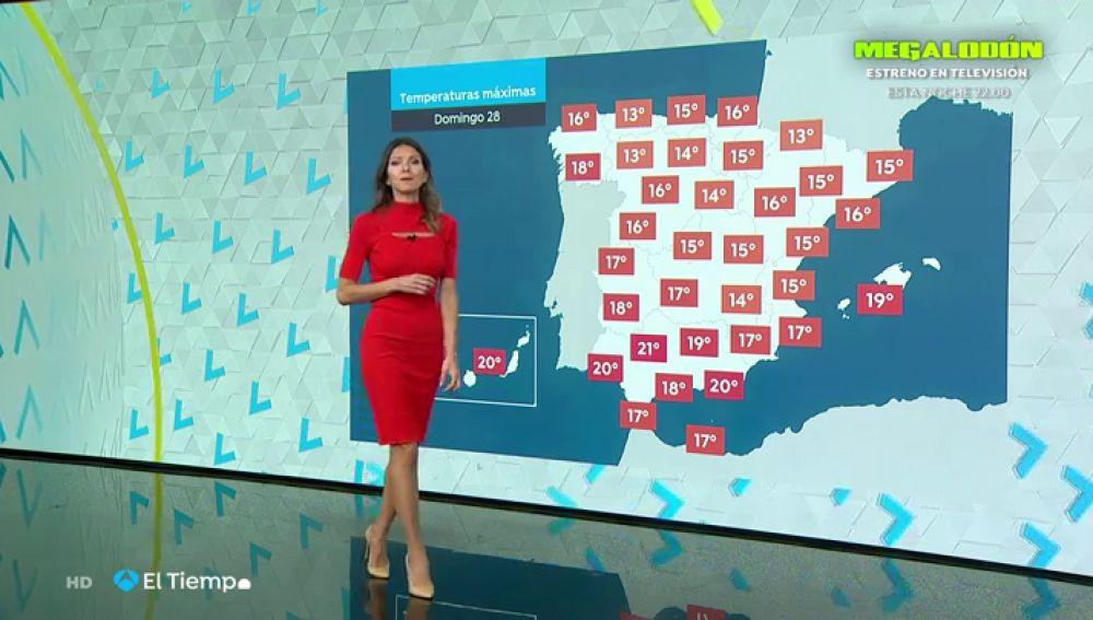 El viento fuerte protagoniza este sábado en Canarias, costa de Andalucía oriental y de Galicia