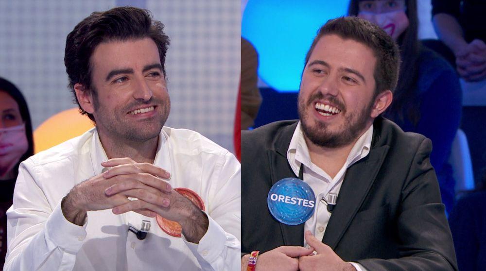 Rafa Castaño y Orestes Barbero saldan su deuda pendiente en el 'Especial 20 aniversario