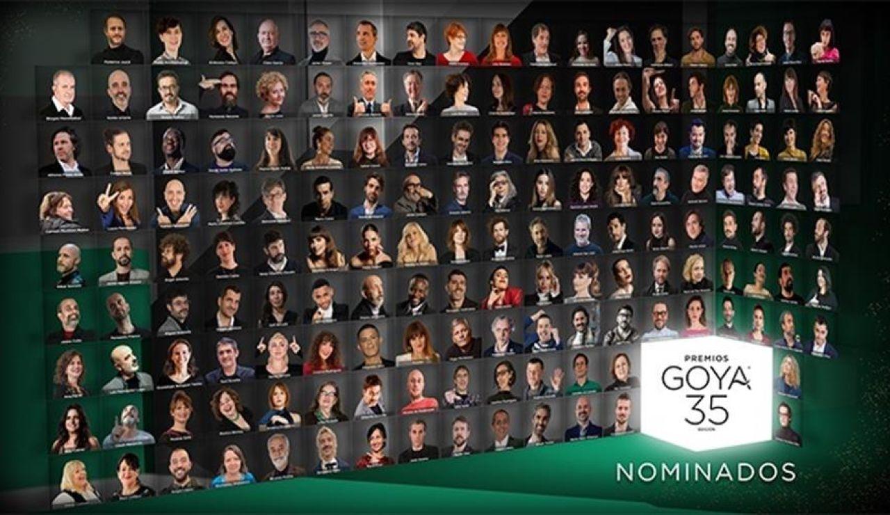 Cómo será la gala de los Premios Goya en 2021