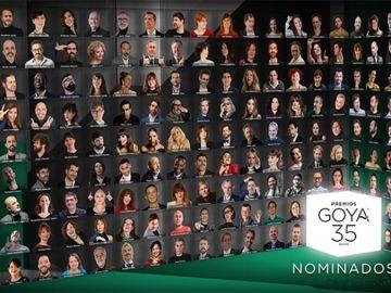 Mejor actor protagonista de los Premios Goya 2021