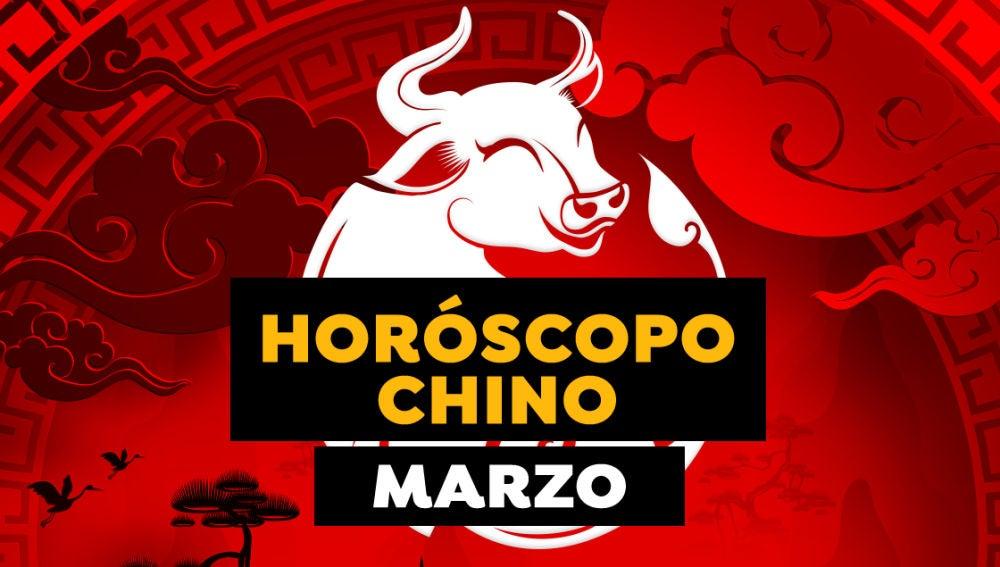 Horóscopo chino de marzo 2021