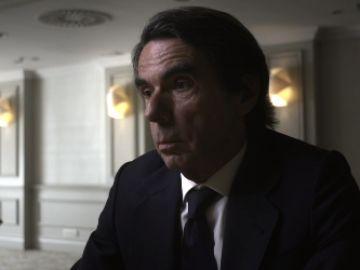 """José María Aznar, sobre Juan Carlos I: """"Si el que representa la institución no la respeta, ¿por qué lo van a hacer los demás?"""