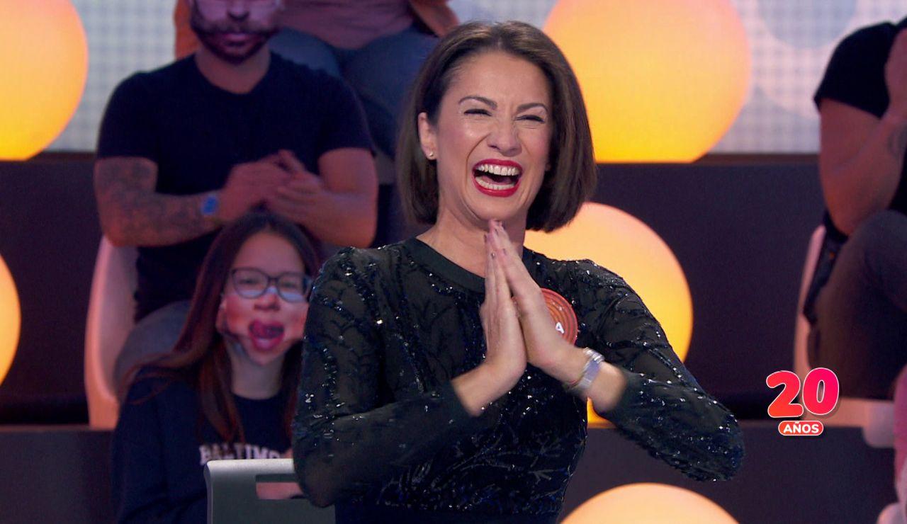 ¡Un estreno impecable! Silvia Jato firma un pleno en 'Una de Cuatro'