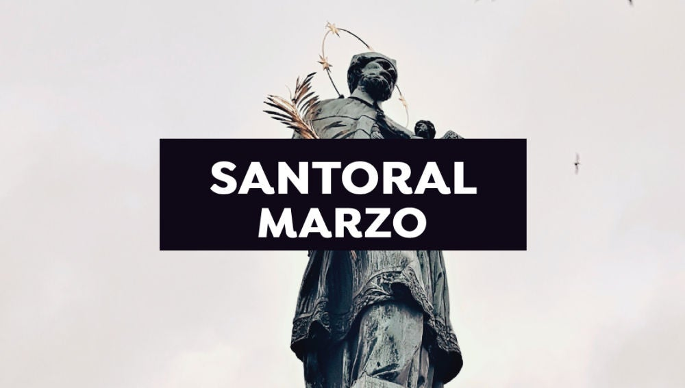 Santoral marzo 2021: Estos son los santos que se celebran en marzo