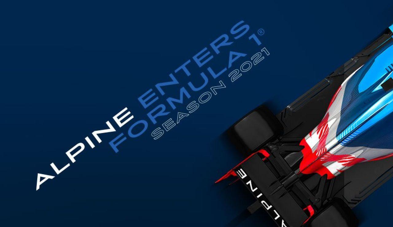 Consulta el horario y donde ver la presentación del Alpine Renault de Fernando Alonso para la temporada de Fórmula 1
