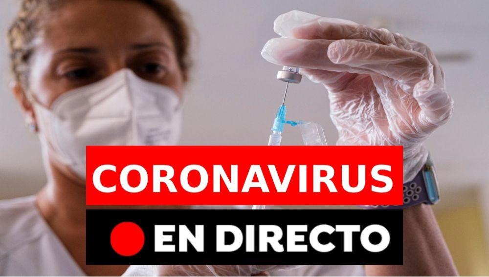 Coronavirus hoy en España: Nuevas restricciones, datos y última hora de la vacuna contra el COVID-19, en directo