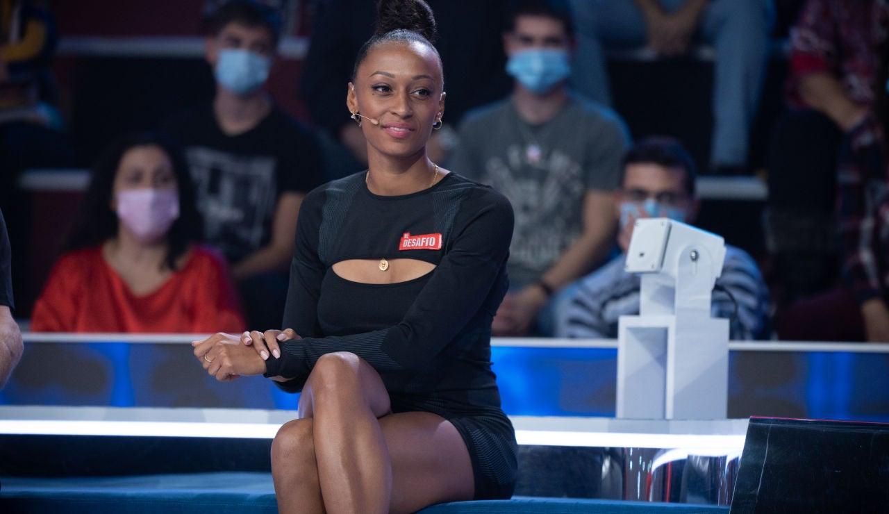 Ana Peleteiro en 'El Desafío'