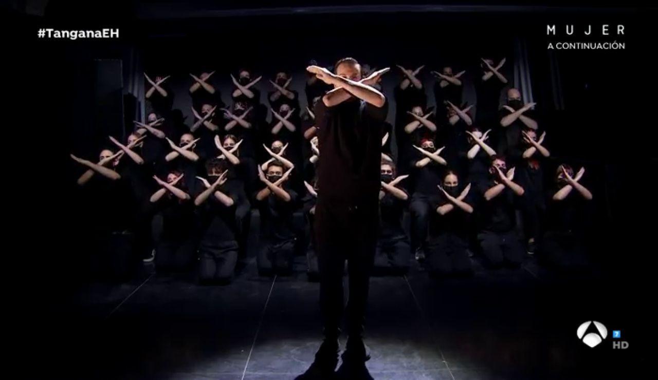 Marron sorprende a C. Tangana con una espectacular coreografía con su canción 'El madrileño'