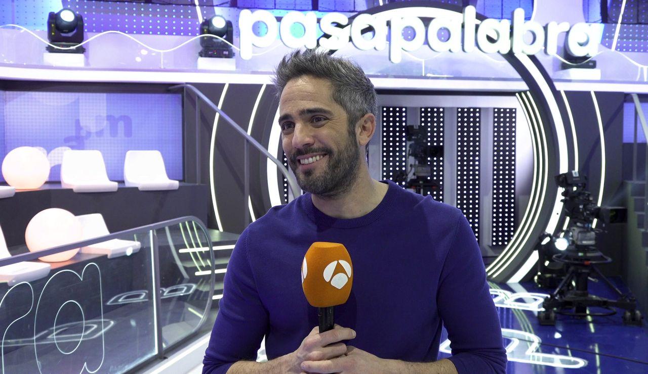 """Roberto Leal desvela las claves del especial de 'Papalabra': """"Era una manera bonita de recuperar a Rafa y Orestes"""""""