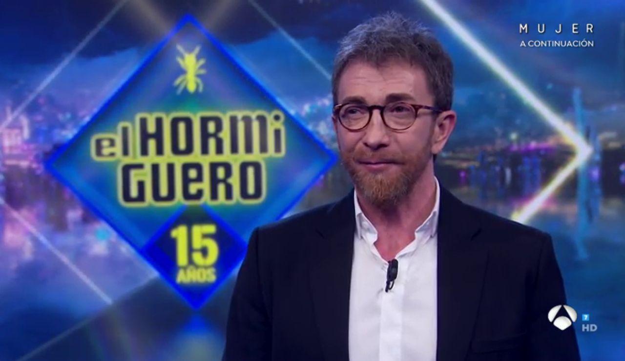 """Pablo Motos recuerda emocionado a Enrique San Francisco: """"Era un genio y un sabio"""""""